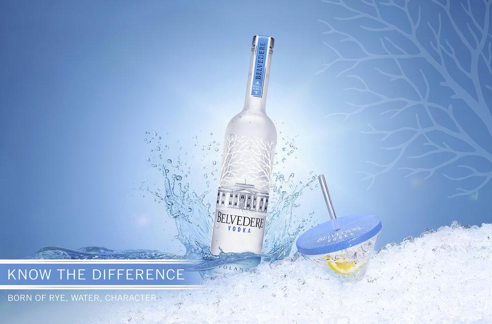 Belvedere Vodka Photographer: Sylvere Azoulai